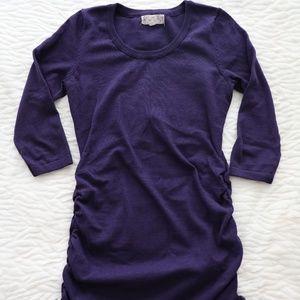 Pink Republic 3/4 Length Sleeve Sweater Dress